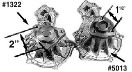 basic engine diagram engine 350 wasserboxer engine diagram parts place inc.com: vw parts, water pumps and thermostats