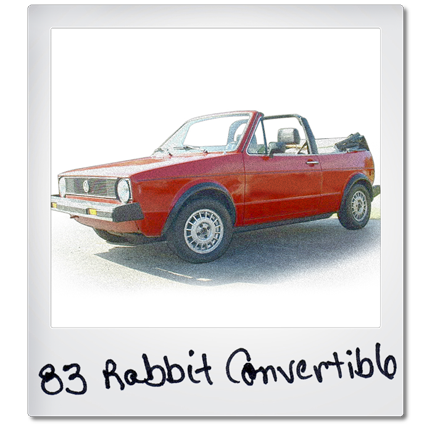 Rabbit Convertible