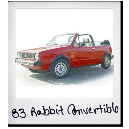 Rabbit Convertible