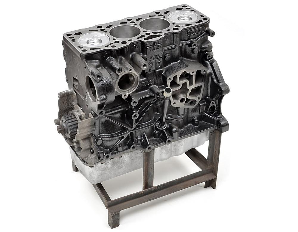vw alh tdi engine short block  tech