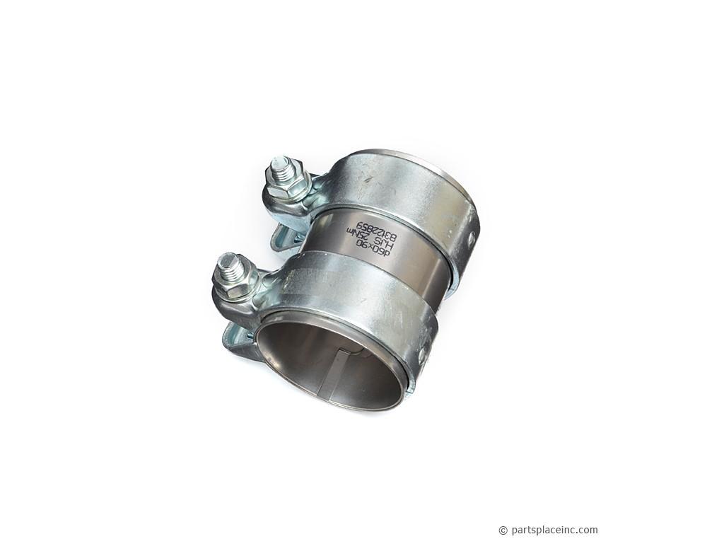 vw mm  mm exhaust connector sleeve  tech