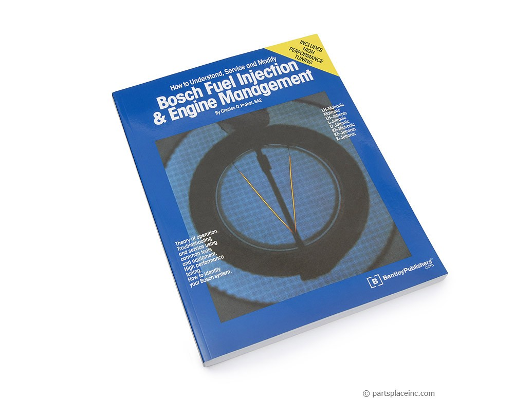 Bosch Fuel Injection & Engine Management Handbook