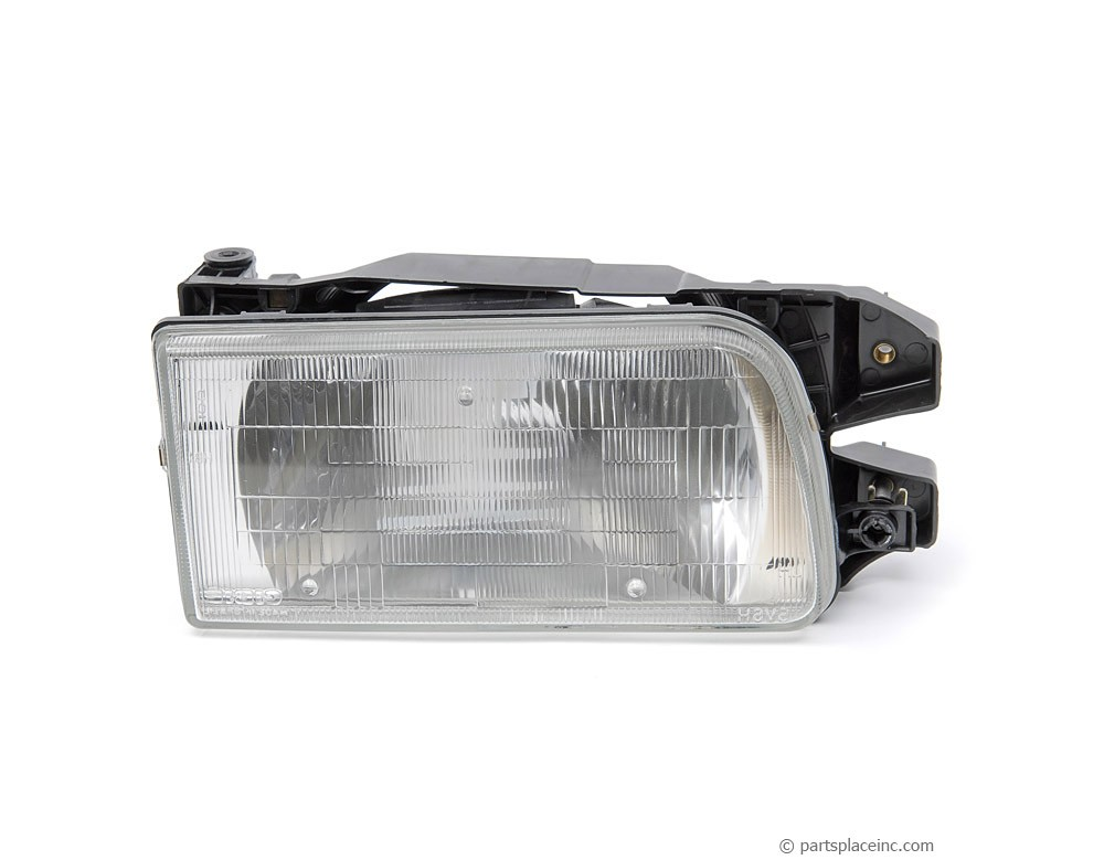 Fox Passenger Side Headlight Assembly