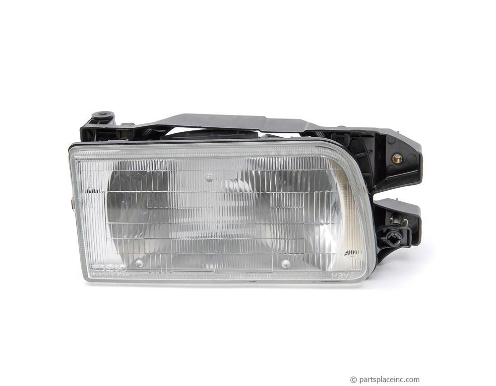 Fox Passenger Side Headlight Assembly