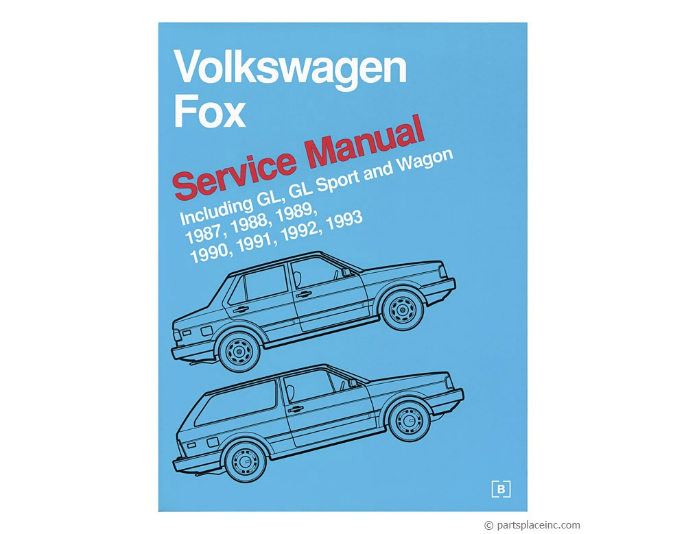 Fox Repair Manual