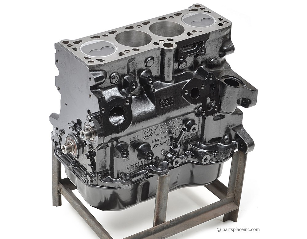 Vw 1 6l Diesel Engine Short Block 12mm Mechanical
