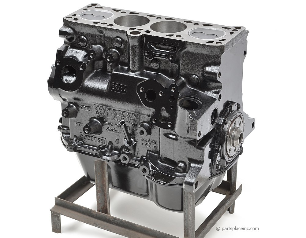 1.6L Turbo Diesel Short Block - Mechanical