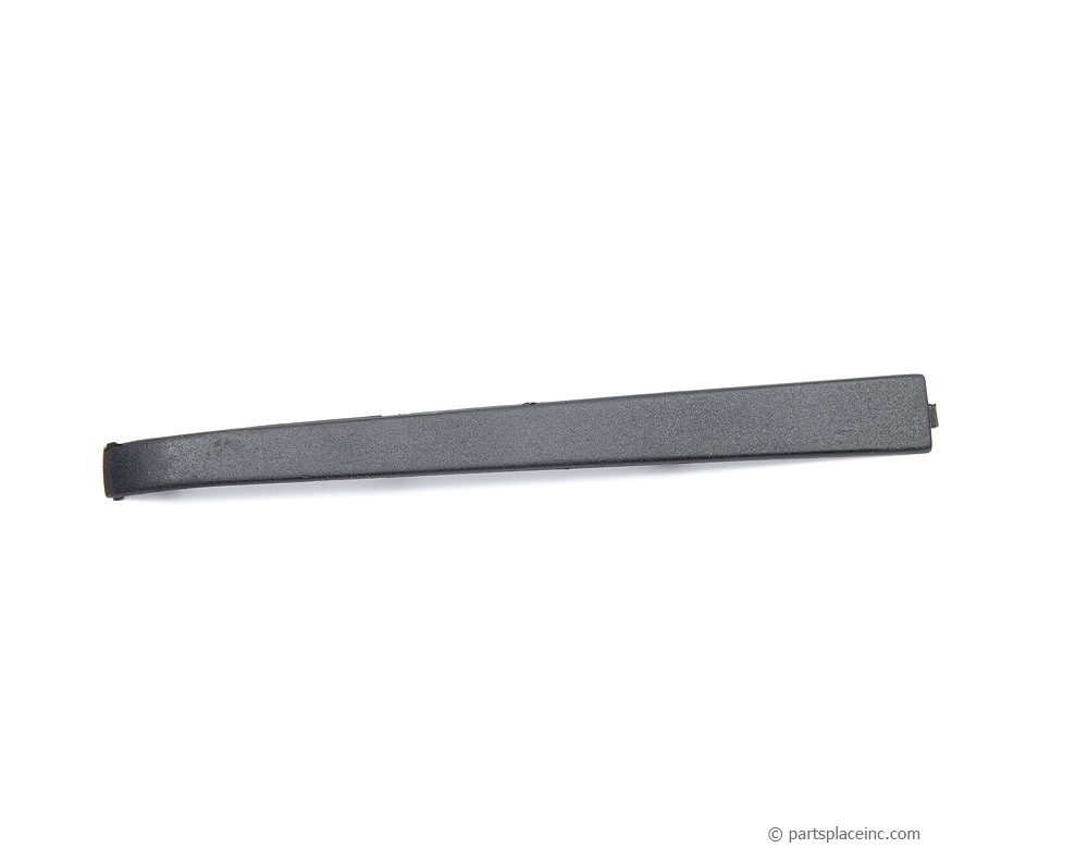 Black Door Handle Trim