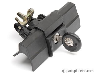 MK2 Jetta Trunk Lock