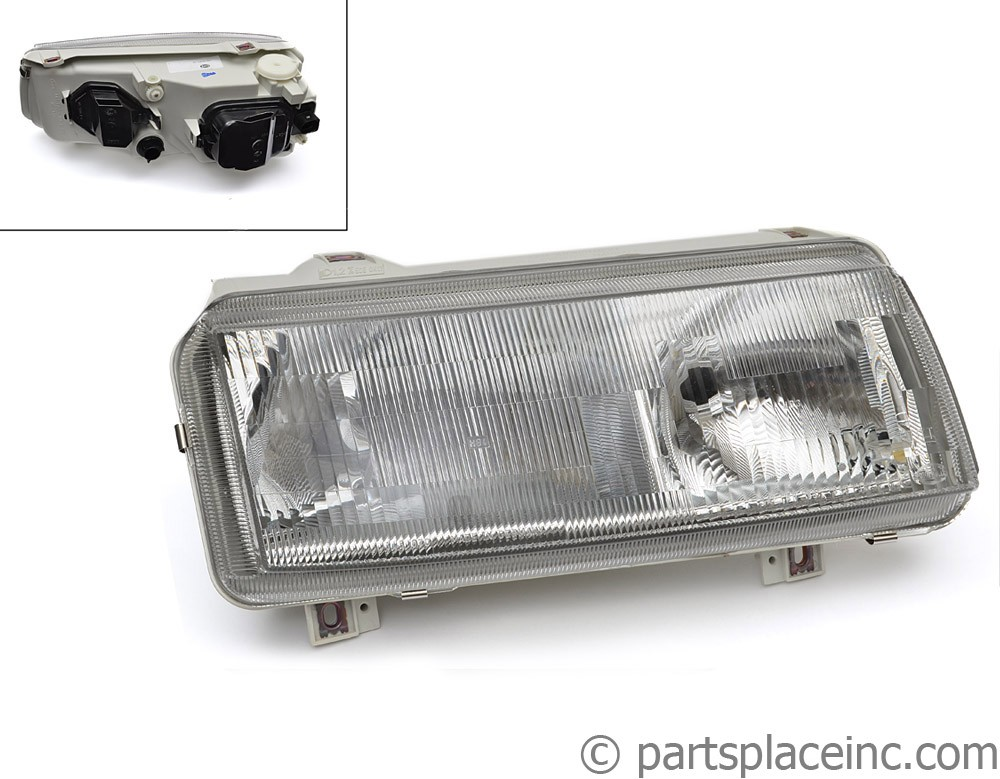 B4 Passat Passenger Side Headlight