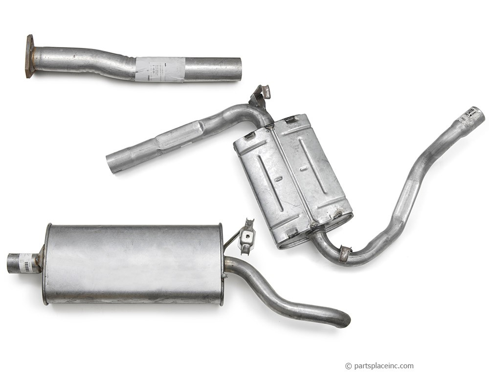 Fox Exhaust System