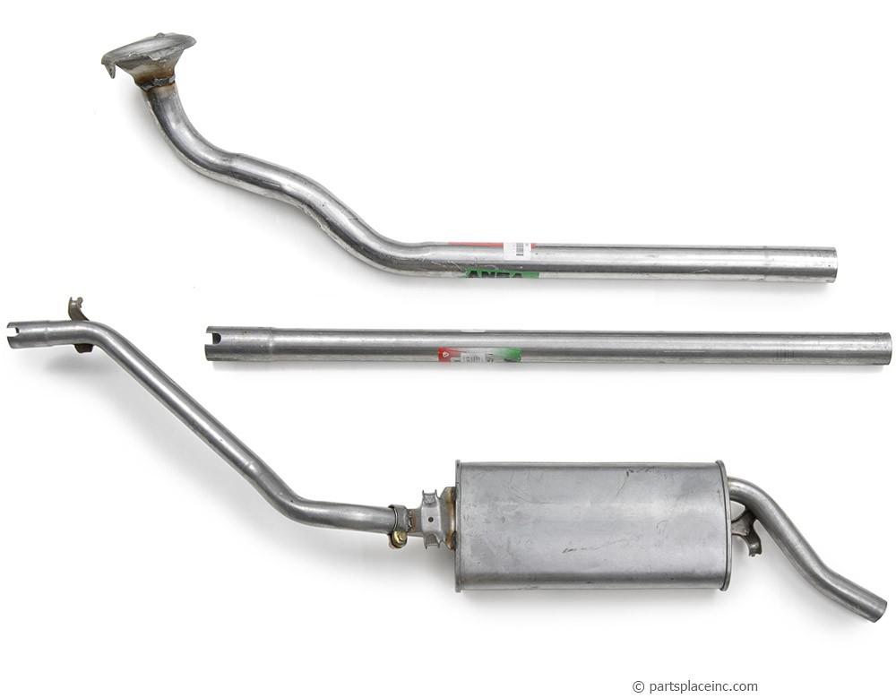 Vw Mk2 Golf Diesel Exhaust System Free Tech Help