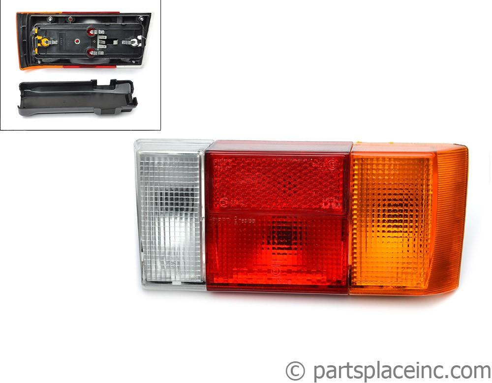 Rabbit & Cabriolet Passenger Side Tail Light