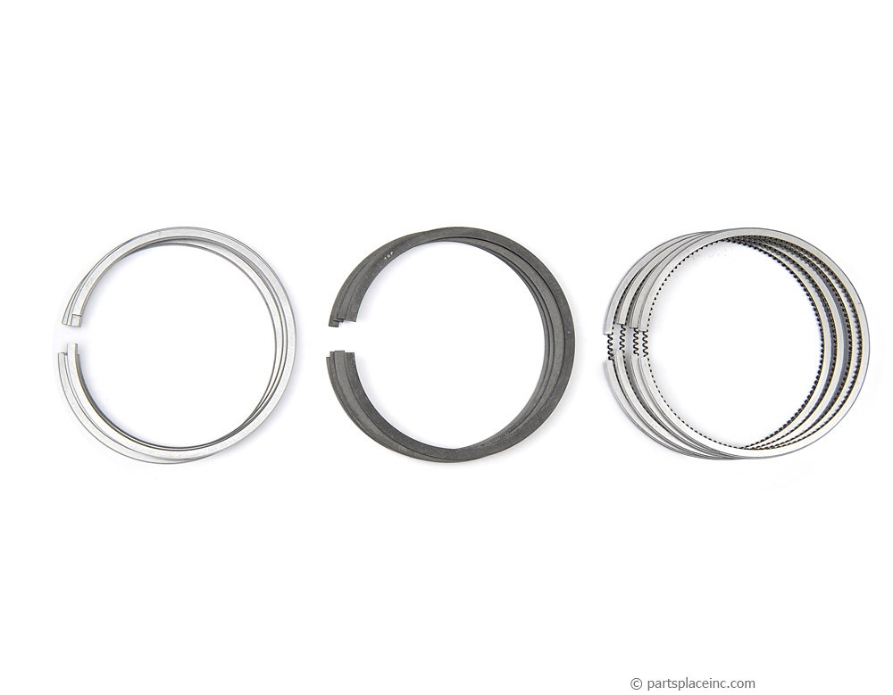 .020 Oversize Diesel Piston Ring Set