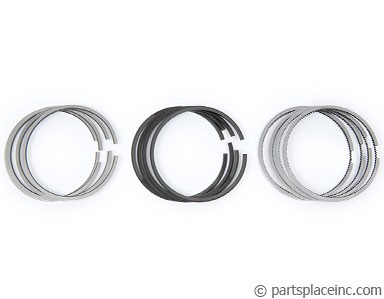 1.5L & 1.6L Diesel Standard Piston Ring Set