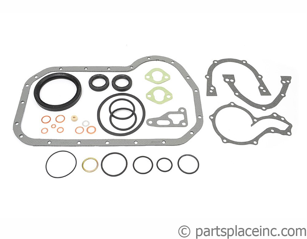 vw 1 8l engine gasket set