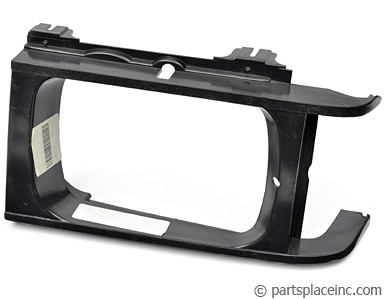 Fox Driver Side Headlight Bezel