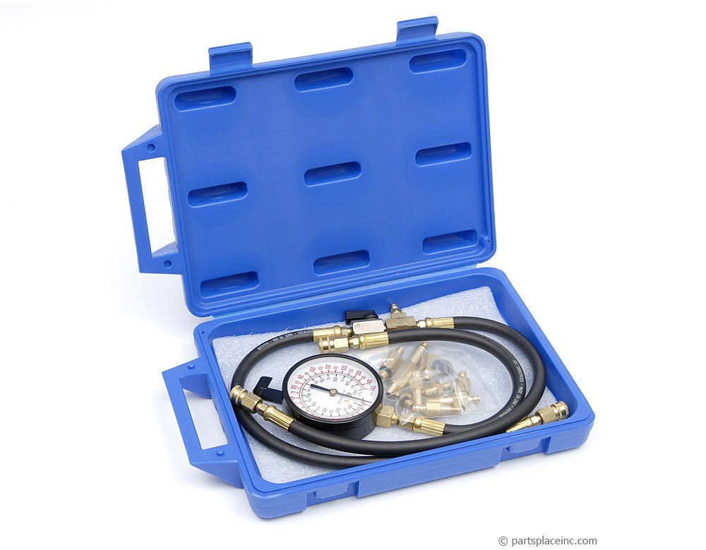 Fuel Injection Test Gauge
