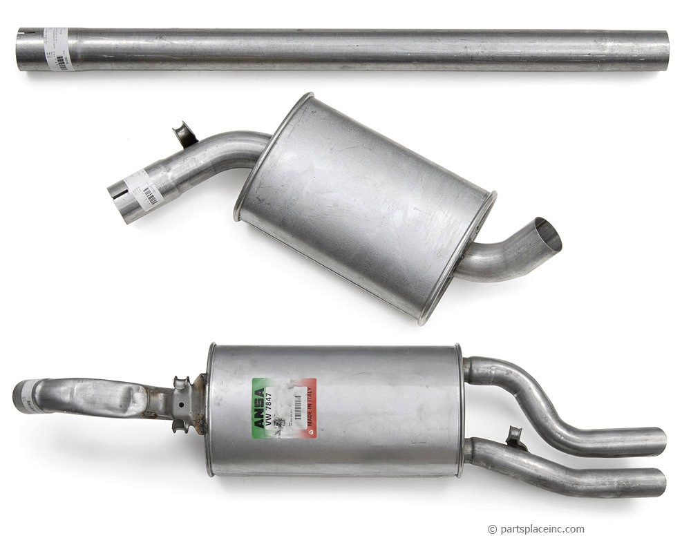 Golf GTI 16V Exhaust System