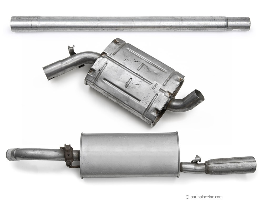 MK2 Golf GTI Exhaust System