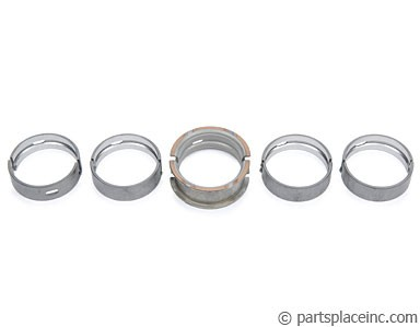 Water Cooled Main Bearing Set 75-86 +.020