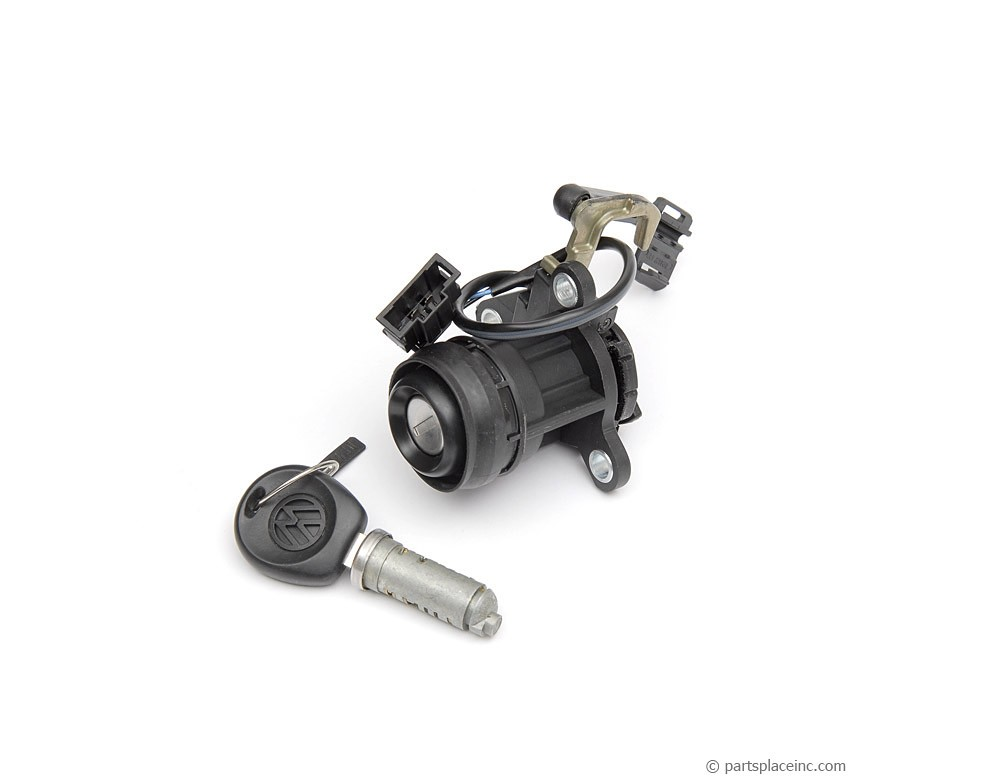 MK3 Jetta Trunk Lock