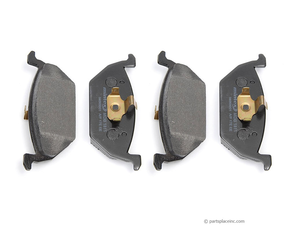 MK4 2.0L and TDI Front Brake Pads Without Sensor
