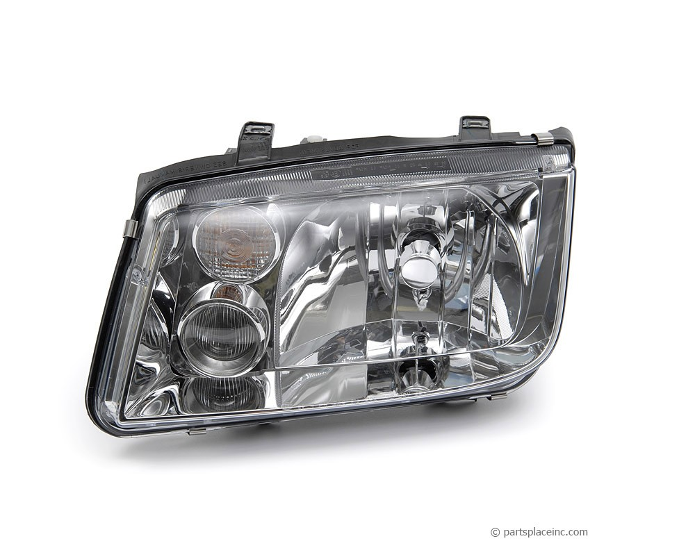 MK4 Jetta Driver Side Headlight With Fog Lights