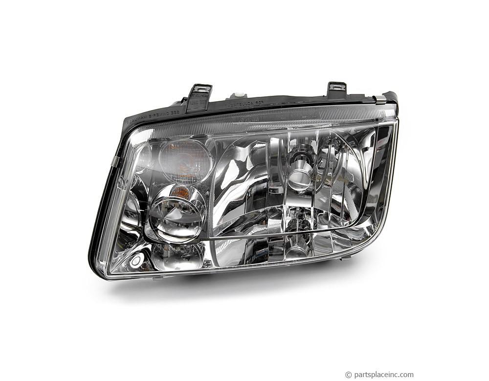 MK4 Jetta Passenger Side Headlight Without Fog Lights