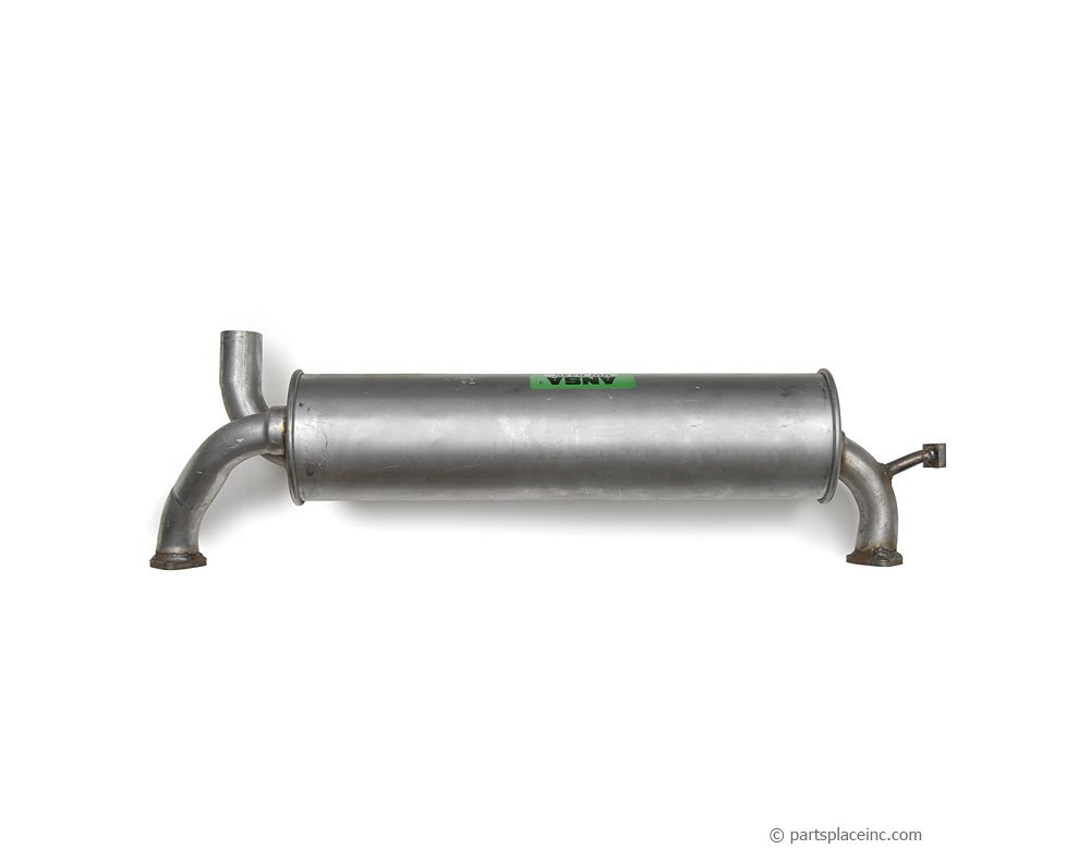 Super Beetle Muffler