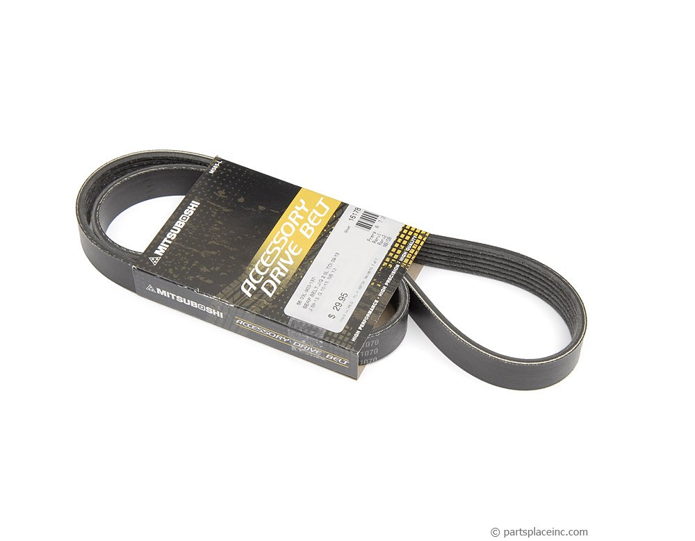 TDI Clean Diesel Serpentine Belt