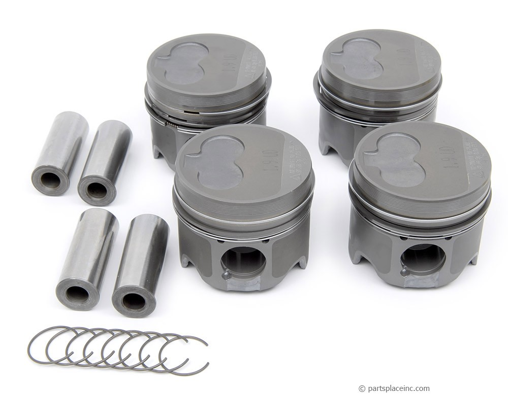 1.9L AAZ Piston Set +.040