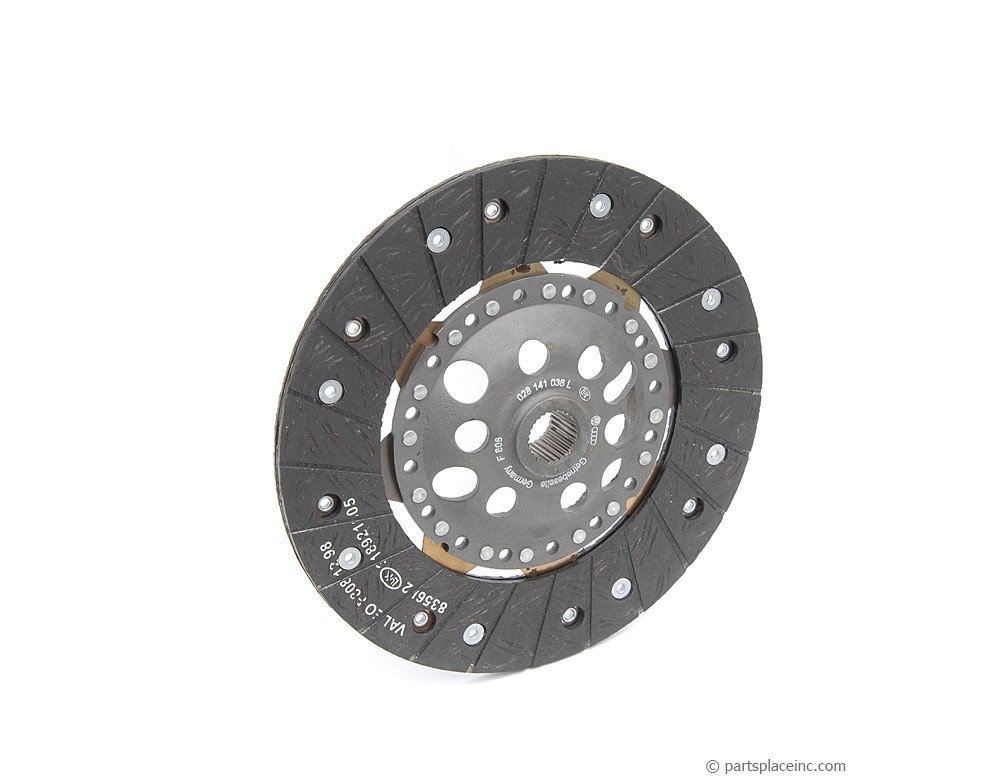 219mm TDI Clutch Disc