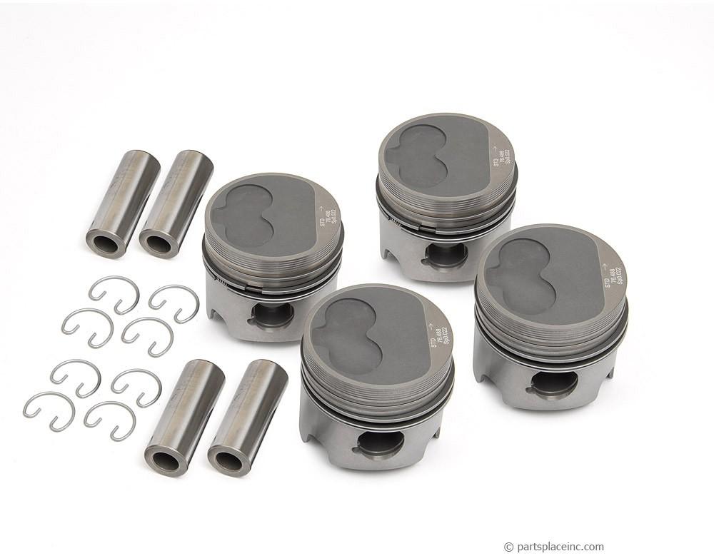 1.6L Diesel Piston Set Standard Size