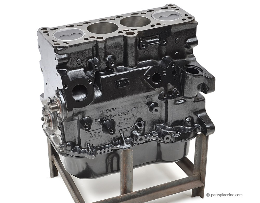 1.6L Turbo Diesel Short Block - Hydraulic