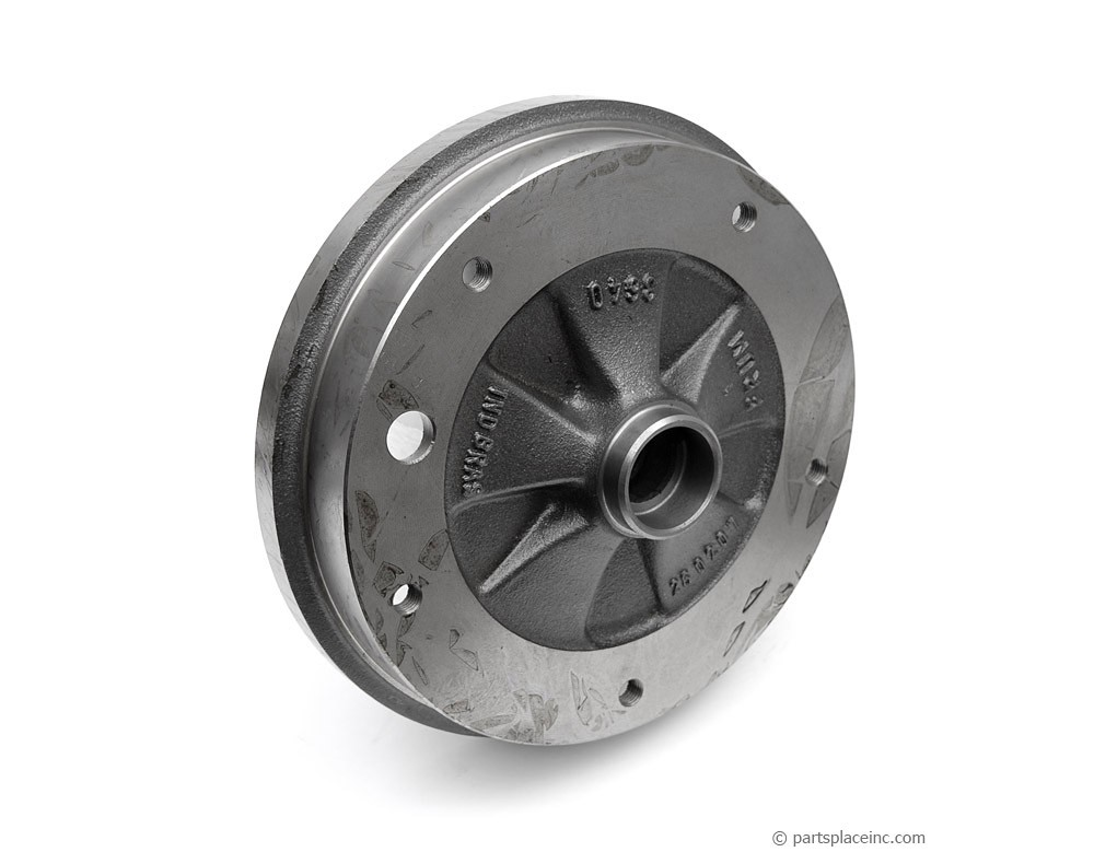 Beetle Front 5 Lug Brake Drum