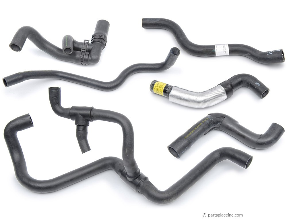 MK3 Jetta & Golf 2.0L With Manual Transmission Hose Kit