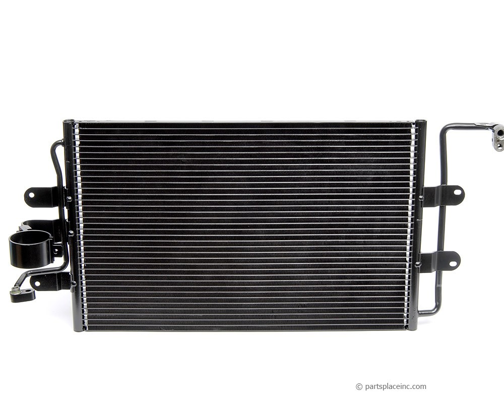 AC Condenser A//C Air Conditioning with Receiver Drier for VW Jetta Beetle New