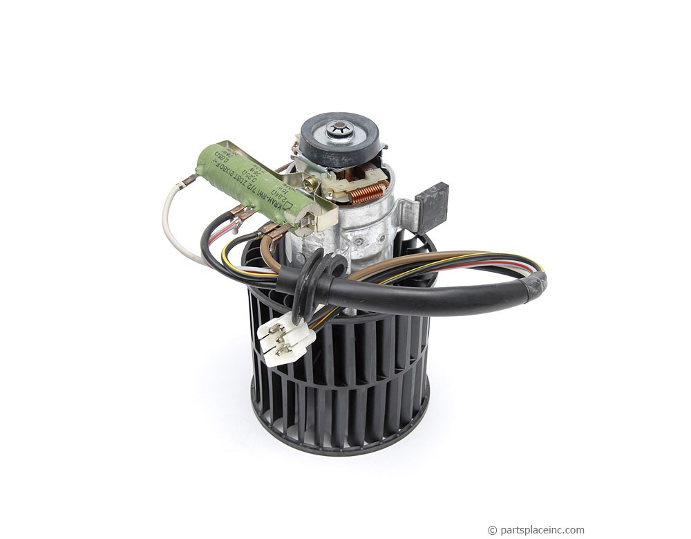 MK1 Blower Motor With AC