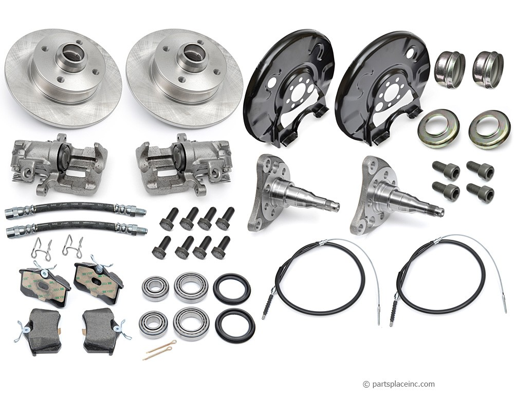 MK1 Rear Brake Disc Conversion Kit