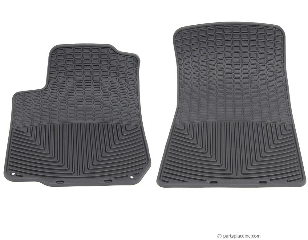 MK3 & MK4 WeatherTech Front Floor Mat
