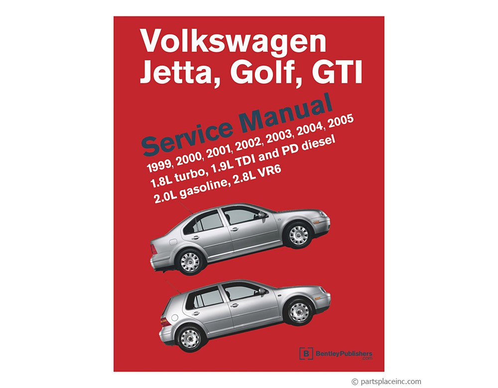 vw mk4 jetta golf bentley repair manual free tech help rh partsplaceinc com
