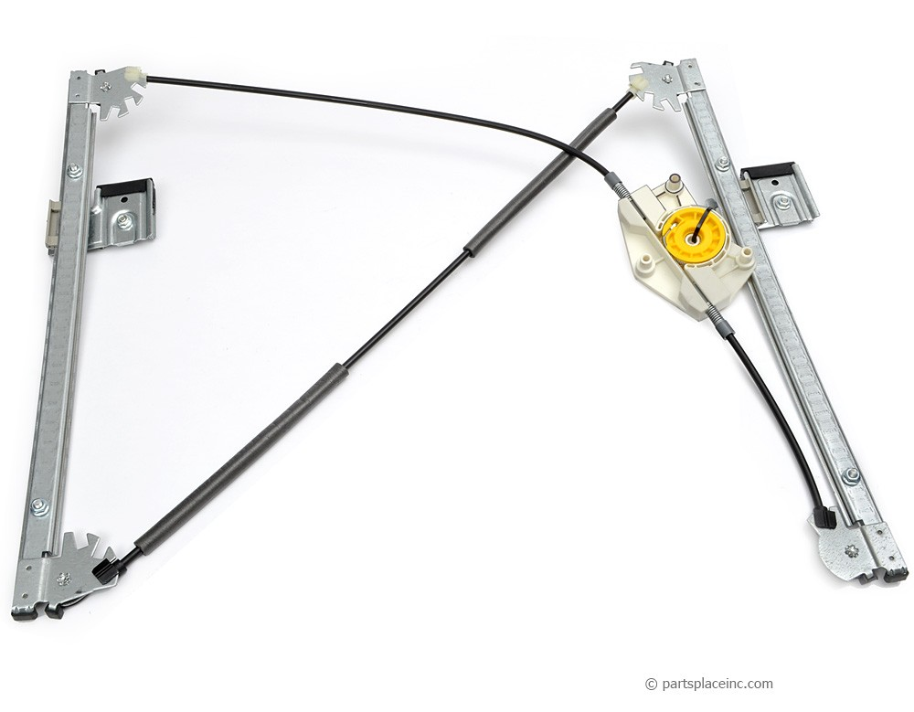 New Beetle Driver Side Power Window Regulator