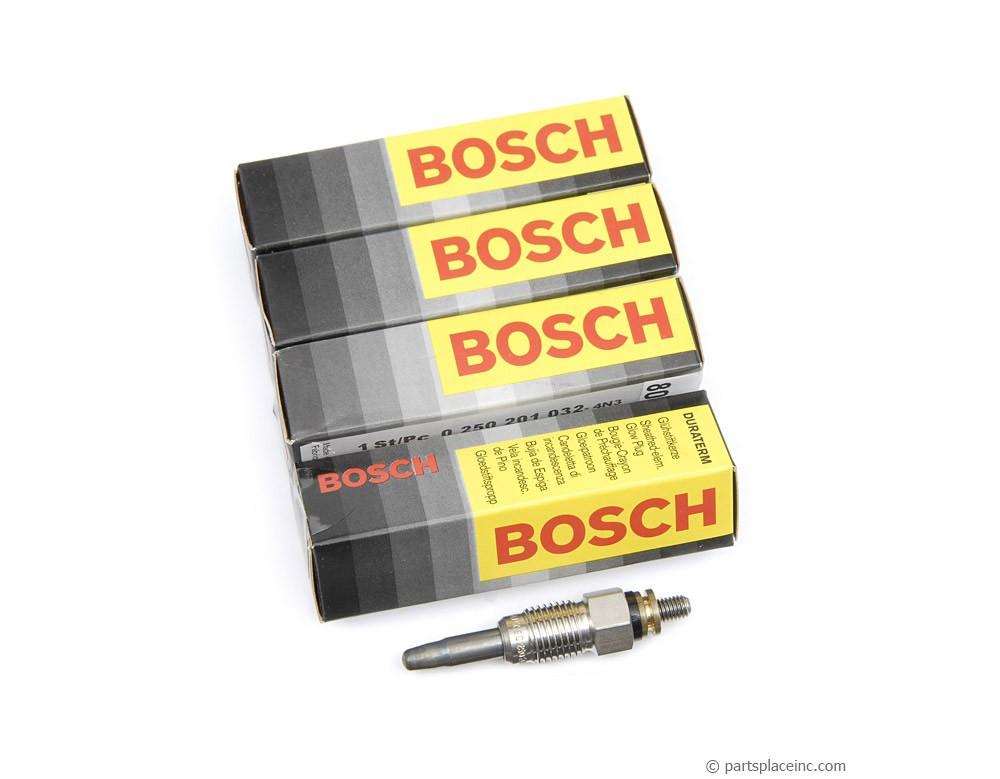 1.6L Diesel Glow Plug Set