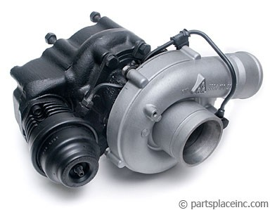 1.6L Turbo Diesel Turbocharger - Rebuilt