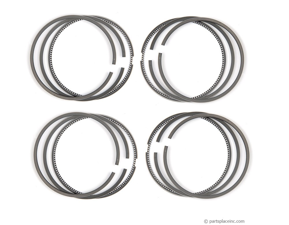 1.9L TDI Standard Size Piston Ring Set