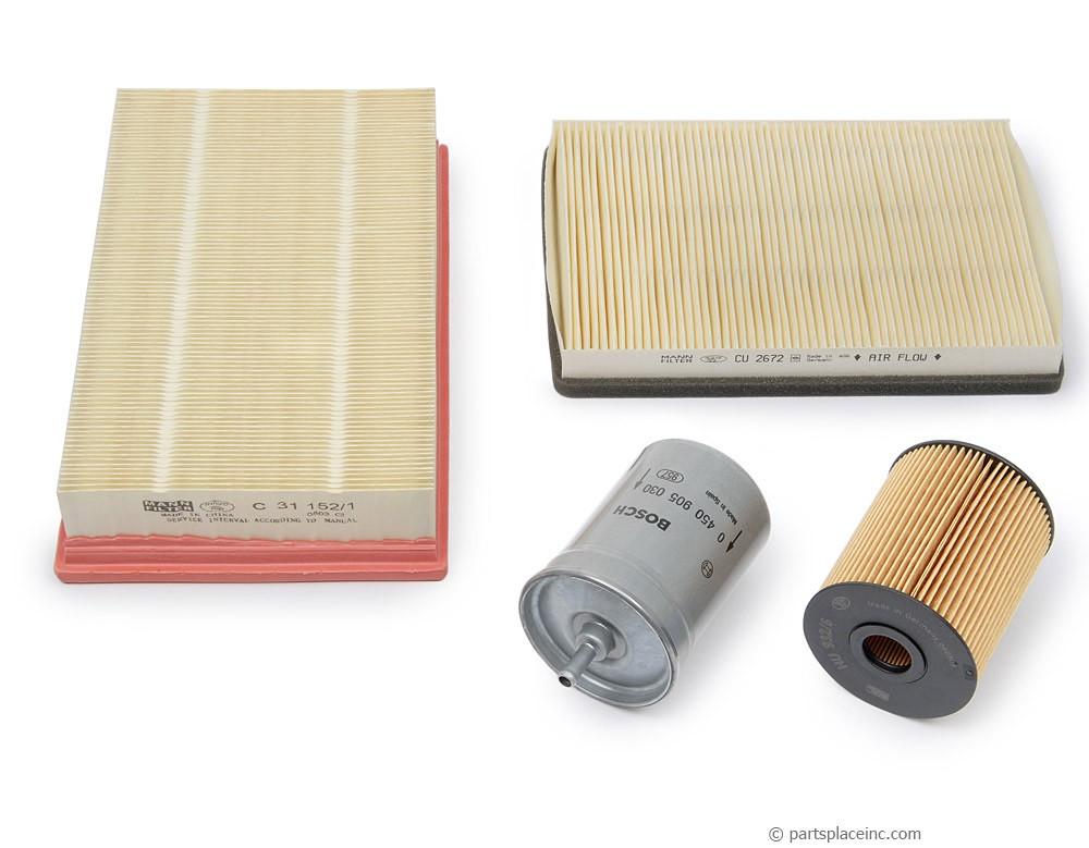 B4Passat VR6 Filter Kit