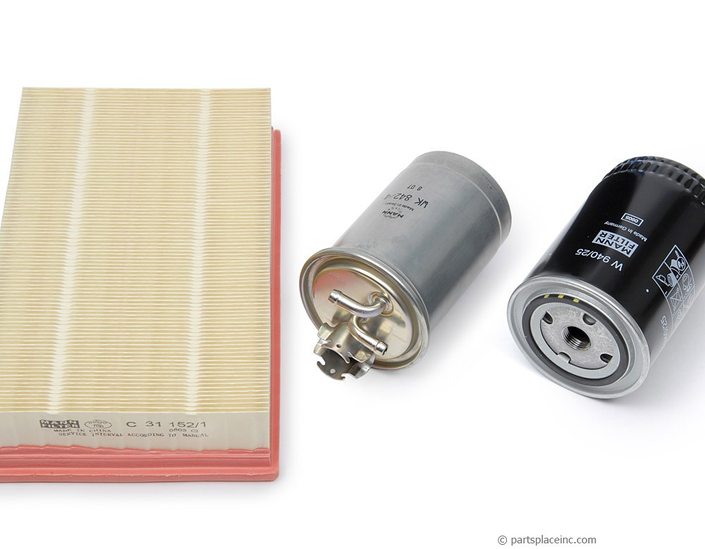 Jetta ECOdiesel Filter Kit