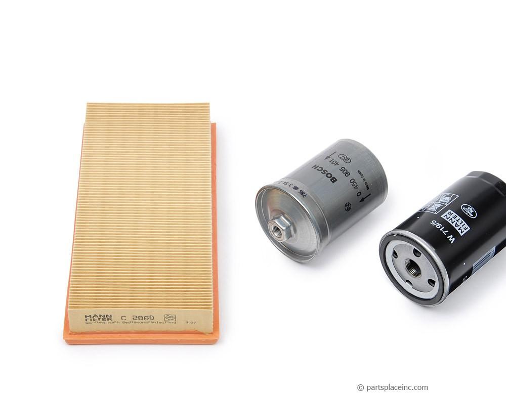 MK1 GTI & GLI Filter Kit