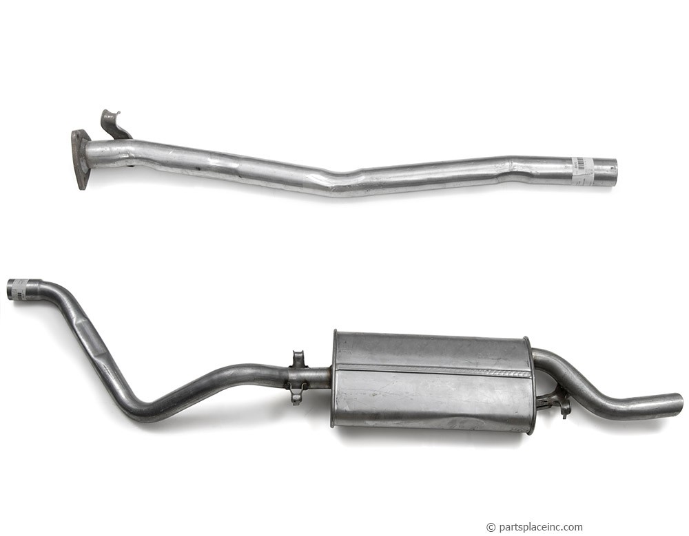 MK1 Rabbit GTI Exhaust System